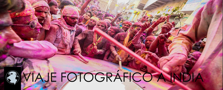 Viaje fotográfico festival holi, india. Photoplanet Viajes Fotográficos